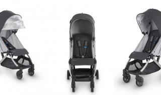 Test : Poussette Minu d'UPPAbaby