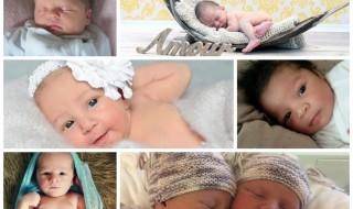 Nos bébés du mois de juin 2015