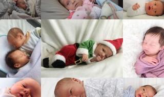 Nos bébés du mois de novembre 2015
