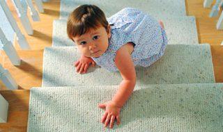 Monter et descendre les escaliers : ça s'apprend !