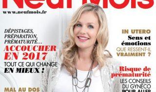Votre magazine Neuf Mois n°156 en kiosque le 7 décembre !
