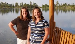 Des mamans jumelles attendent encore un double heureux événement !