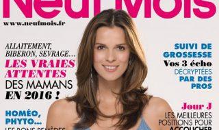 Votre magazine Neuf Mois n°155 en kiosque le 30 septembre !