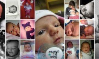 Nos bébés du mois de novembre
