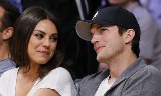 Découvrez l'astuce incroyable de Mila Kunis et Ashton Kutcher pour bercer leur fils