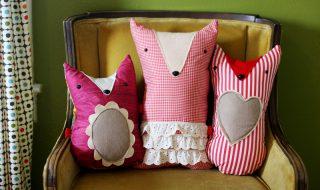 Comment confectionner un coussin-renard pour embellir la chambre de bébé ?
