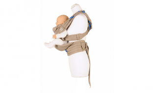 Test : Porte-bébé Pao Papoose We Made Me