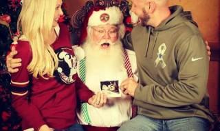 On annonce la bonne nouvelle au Père Noël ?