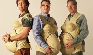 Rencontre avec trois papas enceints !