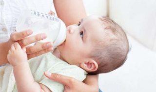A quel âge peut-on donner du lait de vache à son bébé ?