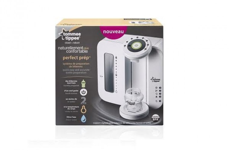 A gagner cette semaine :  Un Perfect Prep de Tommee Tippee