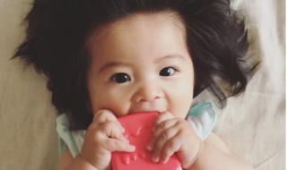 Découvrez pourquoi à 7 mois, cette petite fille est déjà une star d'Instagram !