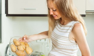 Quand pommes de terre et future grossesse riment avec diabète gestationnel