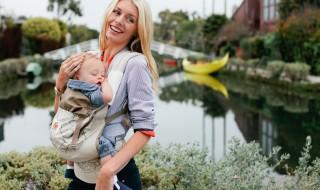 Echarpe ou porte-bébé… Comment le materner en toute sécurité?
