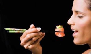 Pourquoi dois-je renoncer aux sushis ?