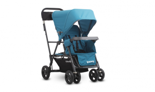 Test : Poussette double Caboose Ultra-Light Joovy