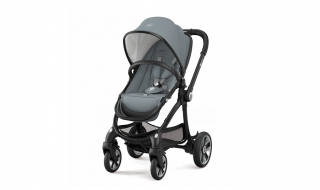 Test : Poussette duo Evostar et Evoluna i-Size Kiddy