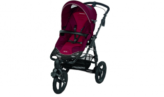 Test : Poussette High Trek Bébé Confort