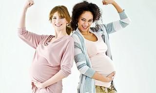 Pipi debout enceinte, t'es cap?