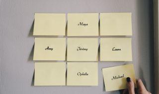Les prénoms de la semaine : les prénoms américains à l'honneur