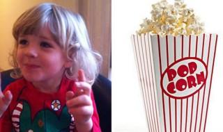 Ces parents veulent changer le nom de leur fils pour l'appeler… Popcorn !