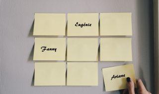 Les prénoms de la semaine : les filles à l'honneur