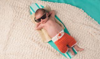 12 prénoms pour bébé qui sentent bon l'été