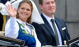 On connaît le nom de la nouvelle princesse de Suède !