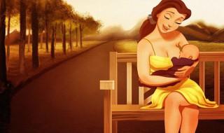 Découvrez les jolies princesses Disney transformées en mamans