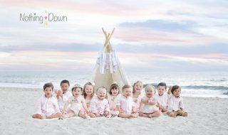 Cette photographe organise un splendide projet photos avec 11 enfants atteints de trisomie 21