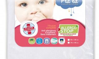 A gagner aujourd'hui : un protège matelas allergo-stop de P'tit Lit