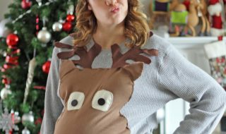 C'est la journée internationale du pull de Noël, vous avez mis le vôtre les copines ?
