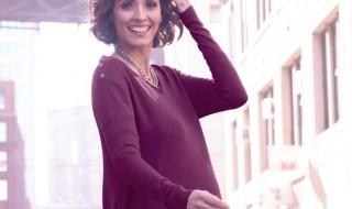 10 pièces mode et violettes qui apportent de l'éclat à vos looks de grossesse
