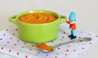 Méli Mélo de légumes pour célébrer Noël pour bébé à partir de 9 mois