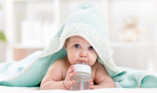 Quelle eau choisir pour mon bébé ?