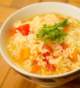 Une soupe de légumes pour apprendre l'alphabet