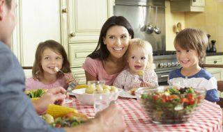 Neuf Mois vous a concocté un succulent repas spécial Fête des Mères