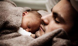 Ressembler à son papa est très bon pour la santé de bébé