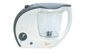 Test : Robot cuiseur vapeur mixeur Mini Chef Tigex