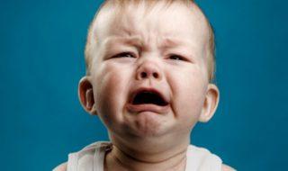 S.O.S bébé a un gros chagrin