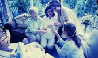 Savoir gérer l'entourage pendant la grossesse