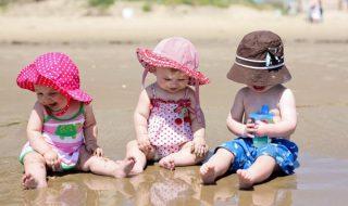 8 réflexes simples pour éviter à bébé le coup de chaleur de trop cet été