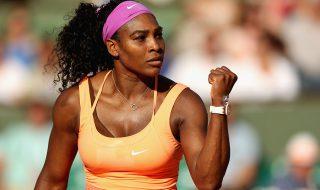 Serena Williams : toujours reine des courts de tennis même à 7 mois de grossesse, la preuve !