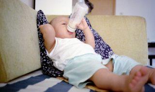 Sevrage: stopper l'allaitement!