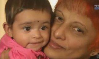 Cette maman australienne a eu un bébé à 61 ans !