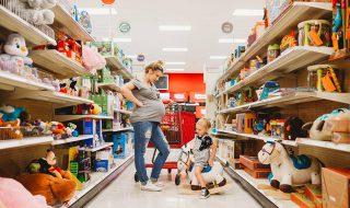 Pourquoi cette maman a-t-elle décidé de faire son shooting photo de grossesse au supermarché ?