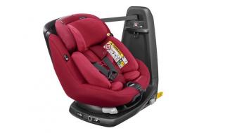 Test : Siège-auto AxissFix Plus Bébé Confort