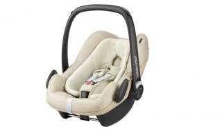 Test : Siège-auto Pebble Plus et sa base Isofix 2wayFix , Bébé Confort