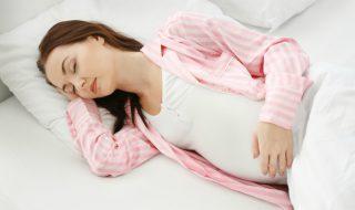 Les insomnies pendant la grossesse peuvent être dangereuses
