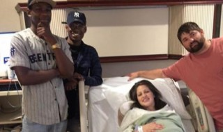 Elle se trompe de destinataire pour annoncer l'accouchement de sa fille et fait une jolie rencontre !